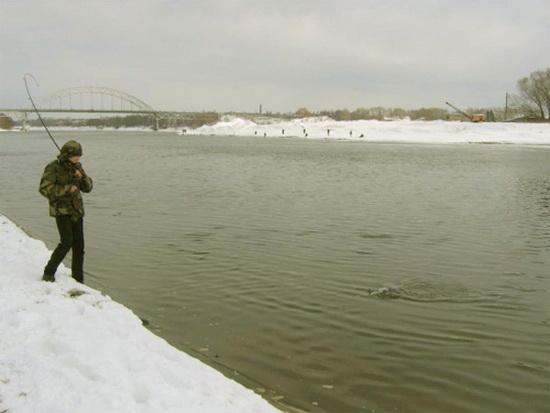Зимний спиннинг 5