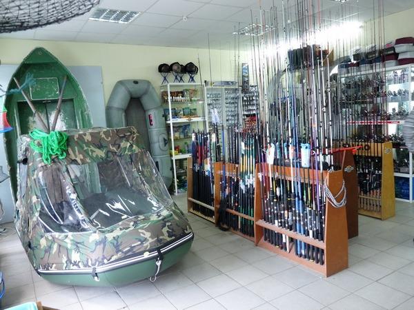 рыболовные магазины в пензе показать