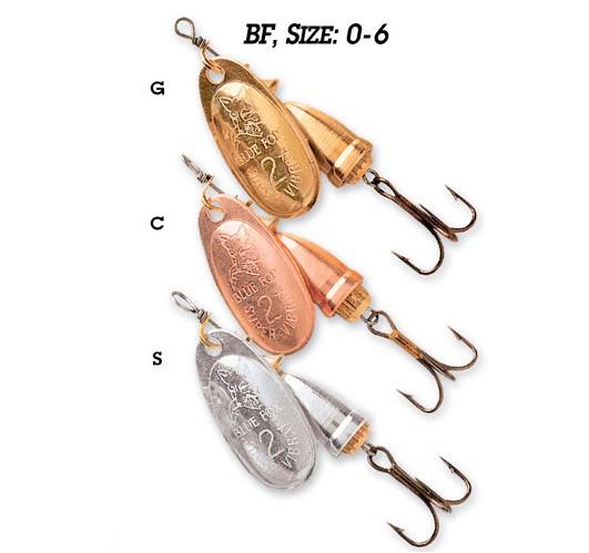 0 Классика рыбалки Блю Фокс Супервибракс классические расцветки