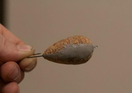 Приманка яйца своими руками