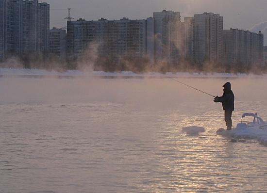 Зимний спиннинг 1